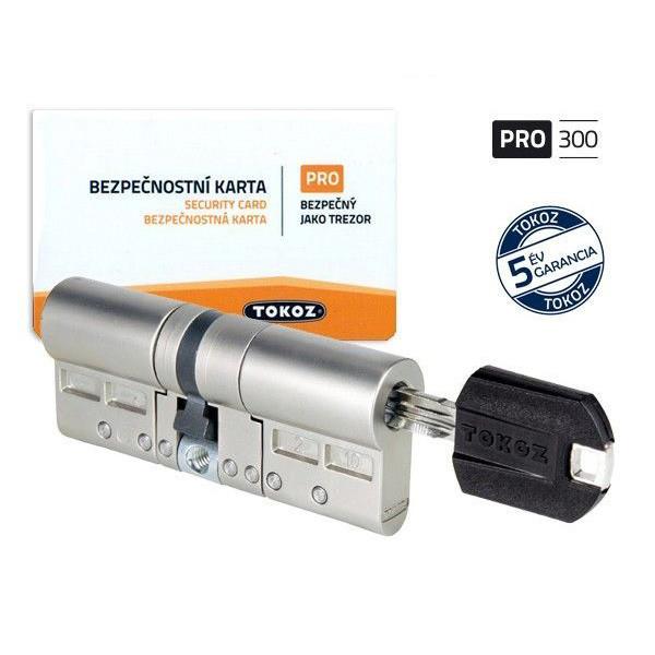 Tokoz Pro 300 biztonsági zárbetét 35x50