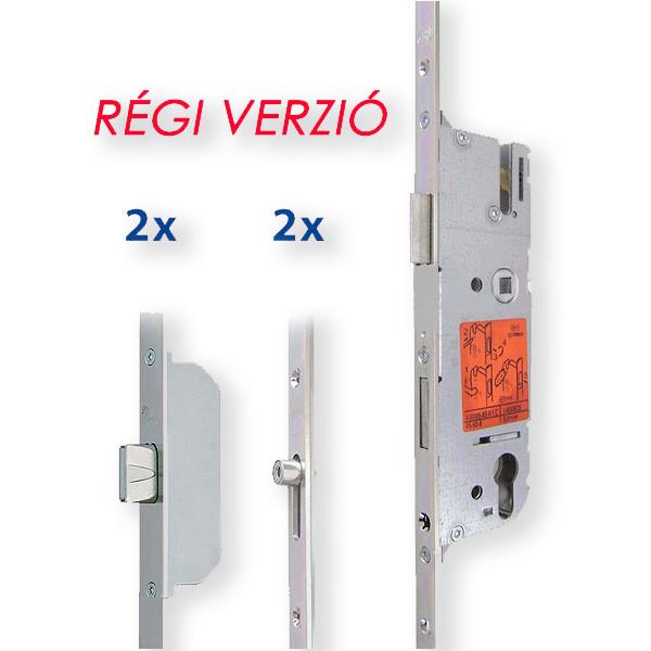 GU Secury MR/R többpontos zár 45/92/16