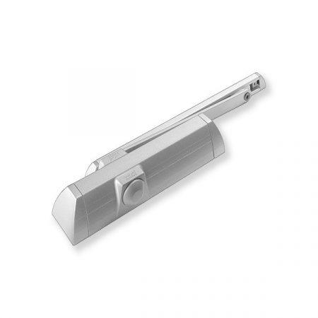 Dorma TS-90 ajtóbehúzó csúszósínnel ezüst