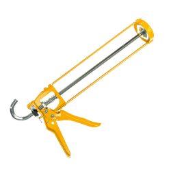 Soudal szilikonpisztoly 310ml (sárga)