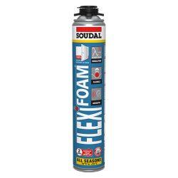 Soudal Pisztolyhab Flexifoam 750 ml