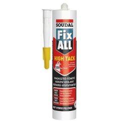 Soudal Fix-All High Tack fehér 290ml