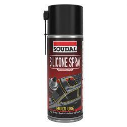 Soudal Olaj alapú szilikon spray 400 ml