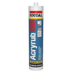 Soudal Acryrub SWS  310 ml