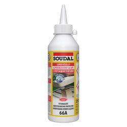Soudal 66A Poliuretán D4 vízálló faragasztó 250 g