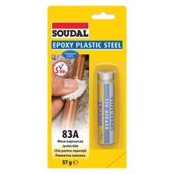 Soudal 83A gyanta alapú glett epoxy gyurmaragasztó