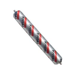 Soudal Soudaflex 40 FC tömítő poliuretán bázissal szürke 600 ml