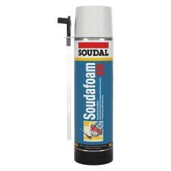 Soudal Soudafom 2k 2 komponensű poliuretán hab 400 ml