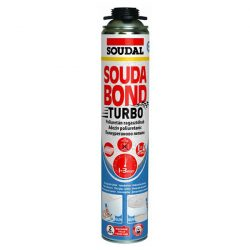 Soudal Turbo Purhab Gun 750ml