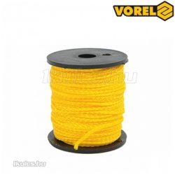 VOREL kőműves zsinór 50m sárga