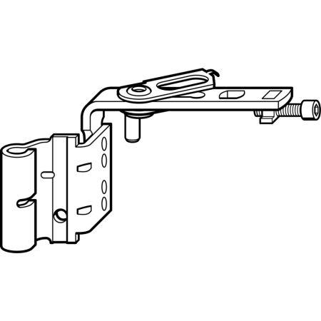 Roto NT Nyílószárnypánt K 12/20-13 bal