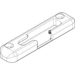Roto NT Bukócsapágy 18mm  jobb