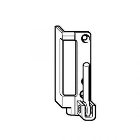 Roto NT Sarokcsapágy R 12/20-9 ezüst