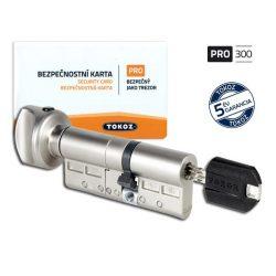Tokoz Pro 300 zárbetét gombos 30x65
