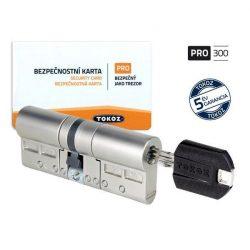Tokoz Pro 300 biztonsági zárbetét 30x110