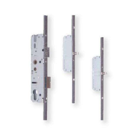 KFV AS4350 45/92/16 kilincsműk. 2 csapos többpontos zár