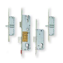 KFV AS2383 többpontos zár 2 csapos + PZ 35/92/16 kulcsműködtetésű