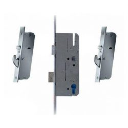 KFV AS2750 automatikus 2 kampós + csapos zár  40/92/16 kulcsműködtetésű