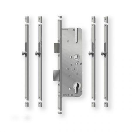 KFV AS8100 35/92/20 gombafejes kulcsműködtetésű