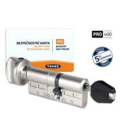 Tokoz Pro 400 zárbetét gombos 58x78