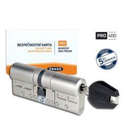 Tokoz Pro 400 biztonsági zárbetét 43x118