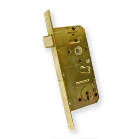 Földes 8710 45/90 Dose kulcsos bevésőzár