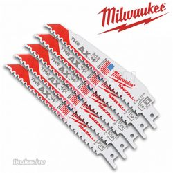 Milwaukee orrfűrészlap fához 150/5/3,2 mm Bimetal, Co (5db)