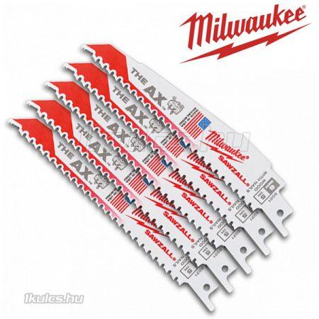 Milwaukee orrfűrészlap fához 150/5/3,2 mm Bimetal, Co (5db)