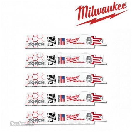 Milwaukee orrfűrészlap 150/1,8 mm Bimetal, Co 5 db