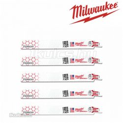 Milwaukee orrfűrészlap fémhez 230/1,4 mm Bimetal, Co (5db)