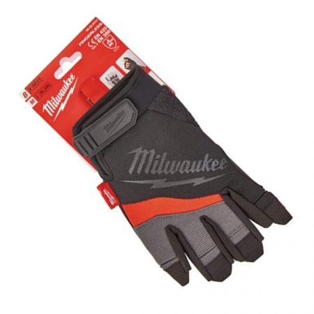 Milwaukee ujjvég néküli szerelőkesztyű -M/8