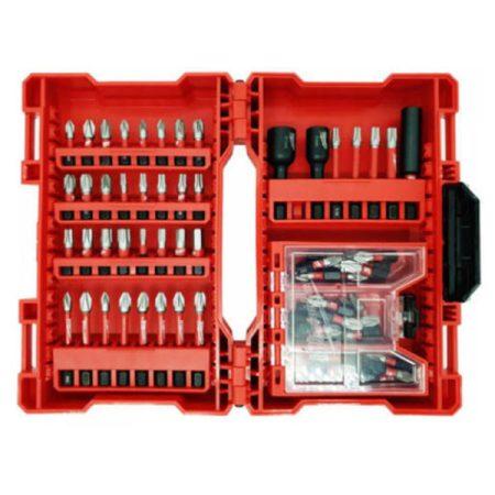 Milwaukee 70 darabos Shockwave XL BOX (PZ) bitkészlet