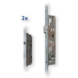 Roto H600 2 acélcsap (2 CB) 28/92/16
