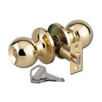 Amig AM610 amerikai zár réz 3 kulcsos