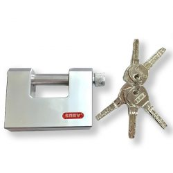 Abus 888/95 fúrt kulcsos tömb lakat 5K