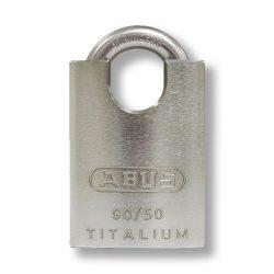 Abus 90RK/50 Titalium lakat