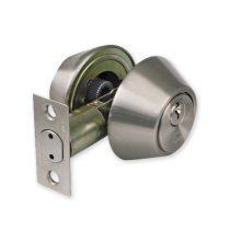 Amig AM1550 másodzár amerikai kulcsos fordítós szatén-nikkel