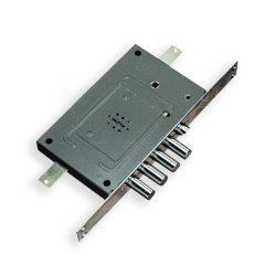 CR 2650 kéttollú 3 kulcsos biztonsági zár