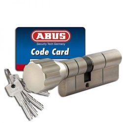 Abus D10 törésvédett gombos zárbetét 40x40