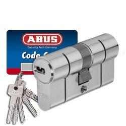 Abus D10 törésvédett vészfunkciós zárbetét 45x55