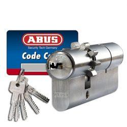 Abus D6PS törésvédett zárbetét 45x45 FK