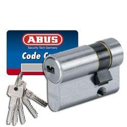 Abus D6PS törésvédett félbetét 10x30