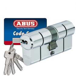 Abus D6PS törésvédett zárbetét 45x45