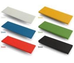 Hézagoló ék 5mm 30*100 Zöld Színben (500 db)