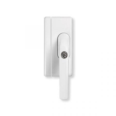 Abus FO400 kulcsos ablakzár Fehér