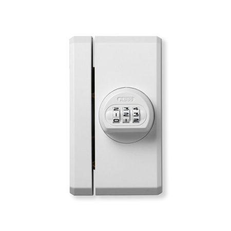 Abus FTS106 Fehér számzáras ablak/ajtózár