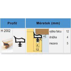 TRELLEBORG DIPRO H2002 KÖZÉPBARNA L3302
