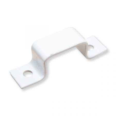 Hevederzár ellendarab 12 Omega 40mm Fehér/Barna