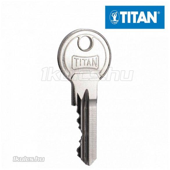 Titan K1 zárbetét 40x70 fogaskerekes