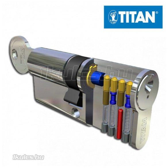 Titan K1 zárbetét 45x45 fogaskerekes